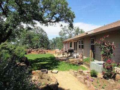 Millville Single Family Home For Sale: 25350 Cow Creek Road