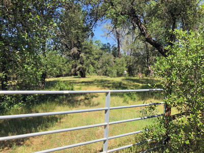 Cottonwood Residential Lots & Land For Sale: 14453 Gas Point Rd