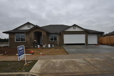 Redding Single Family Home For Sale: 3355 Hotlam Rd #Lot 8,