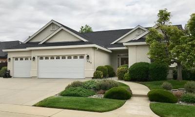 Redding Single Family Home For Sale: 523 Castenda Dr