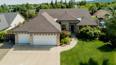 Redding Single Family Home For Sale: 3379 Old Lantern