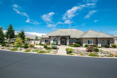 Redding Single Family Home For Sale: 879 Santa Cruz Dr