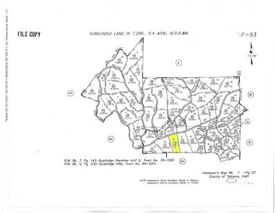 Cottonwood Residential Lots & Land For Sale: Lot 62 Quail Ridge Ranches #2