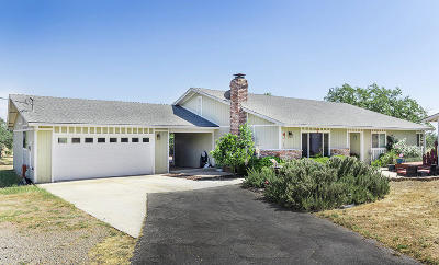 Cottonwood Single Family Home For Sale: 19645 Little Woods Rd