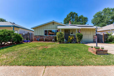 Anderson Single Family Home For Sale: 1310 Pinon Ave