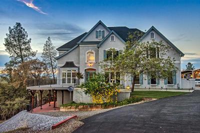Cottonwood Single Family Home For Sale: 17465 Quail Ridge Rd