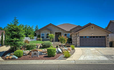 Redding Single Family Home For Sale: 5731 Constitution Way