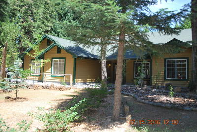 Single Family Home For Sale: 9411 Mountain Meadow Rd