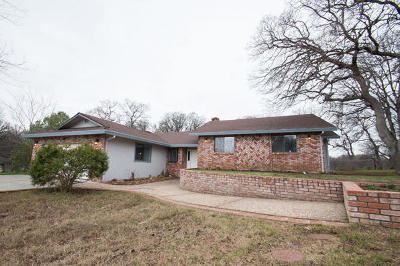Red Bluff Single Family Home For Sale: 14945 Shetland Ln