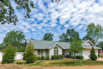 Millville Single Family Home For Sale: 8048 Bass Pond Rd