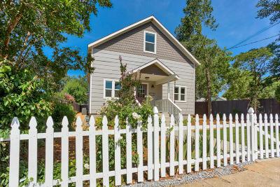 Single Family Home For Sale: 3280 Brush St