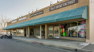 Anderson Commercial For Sale: 3000 W Center St