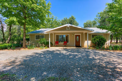 Anderson Single Family Home For Sale: 17590 Flowers Ln
