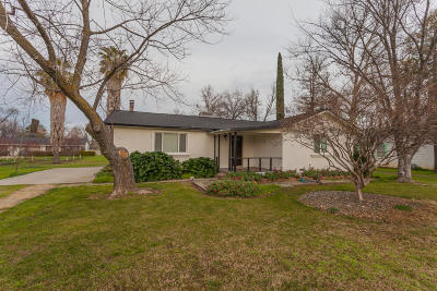 Red Bluff Single Family Home For Sale: 22840 Sanford