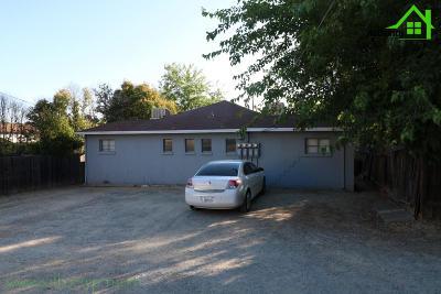Redding Multi Family Home For Sale: 1930 10 Th St