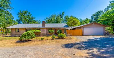 Redding CA Single Family Home For Sale: $175,000