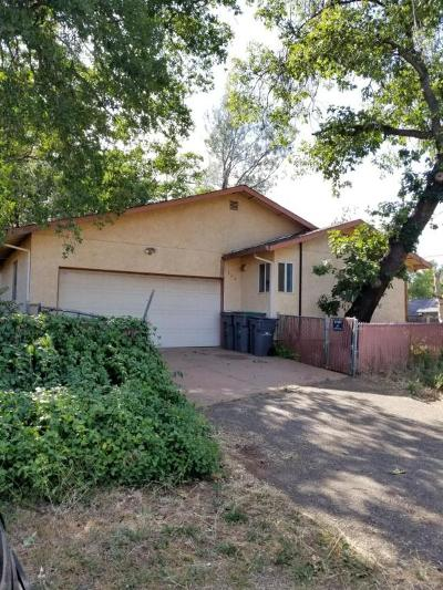 Single Family Home For Sale: 1500 Shasta Way