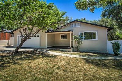 Shasta Lake Single Family Home For Sale: 2316 Walton Ave