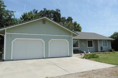 Red Bluff Single Family Home For Sale: 12857 Wilder Road