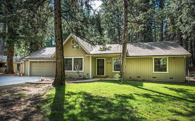 Single Family Home For Sale: 9485 Mountain Meadow Rd