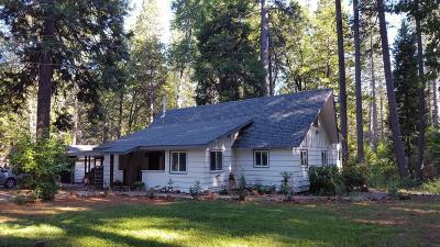 Shingletown Single Family Home For Sale: 7491 Smith Creek Rd