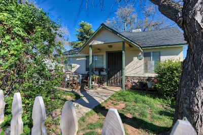 Redding Multi Family Home For Sale: 1745/1747 Pleasant St
