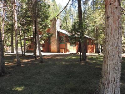 Shingletown Single Family Home For Sale: 30943 Thumper Dr