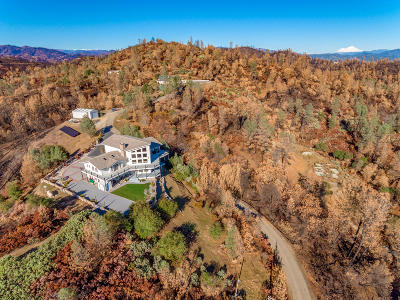 Redding Single Family Home For Sale: 9400 Richison Ranch Rd