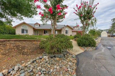 Cottonwood Single Family Home For Sale: 16725 Bass Pass Rd