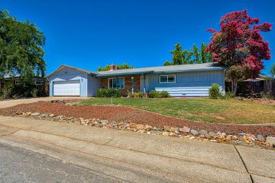 Redding CA Single Family Home For Sale: $279,900