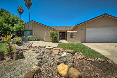 Redding CA Single Family Home For Sale: $306,000