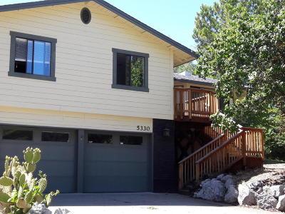 Redding CA Single Family Home For Sale: $339,500