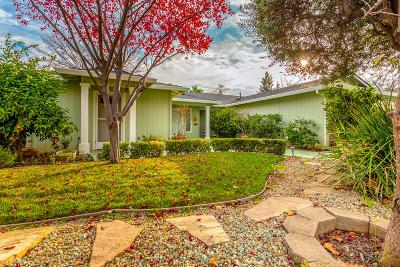 Redding CA Single Family Home For Sale: $419,900