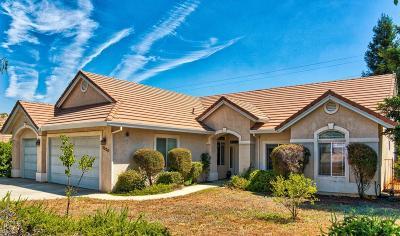 Redding CA Single Family Home For Sale: $344,800