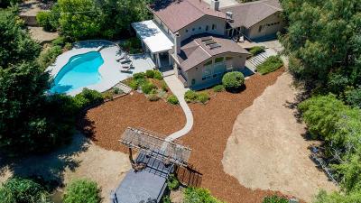 Redding CA Single Family Home For Sale: $475,000