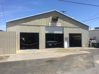 Anderson Commercial For Sale: 2820 W Center St