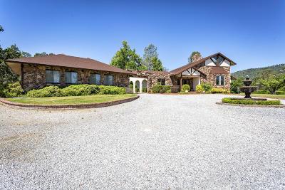 Redding Single Family Home For Sale: 8012 Sans Souci Dr