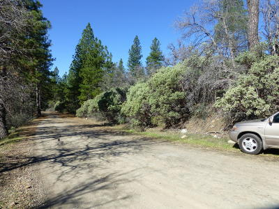 Oak Run Residential Lots & Land For Sale: Rl Smith Logging Rd
