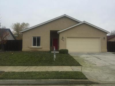 Red Bluff Single Family Home For Sale: 440 Springtime Lane