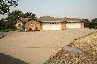 Cottonwood Single Family Home For Sale: 21960 Tom Bead