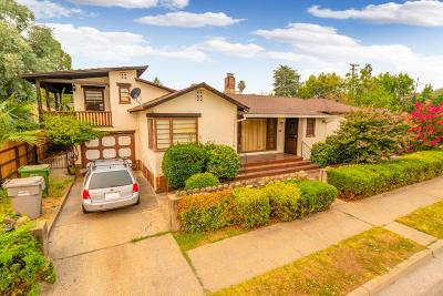 Redding Multi Family Home For Sale: 1106 N Court St