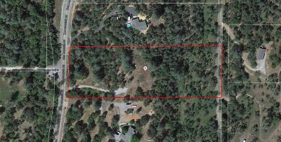 Redding Residential Lots & Land For Sale: Bear Mountain Road Lot