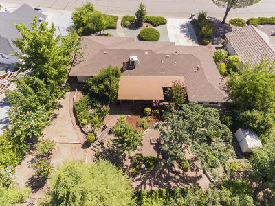Redding Multi Family Home For Sale: 3131 Panorama Dr