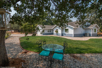 Shasta Lake Single Family Home For Sale: 4657 Red Bluff St