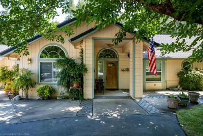 Redding CA Single Family Home For Sale: $535,000