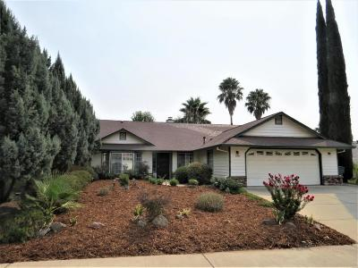 Redding Single Family Home For Sale: 1987 Charade Way
