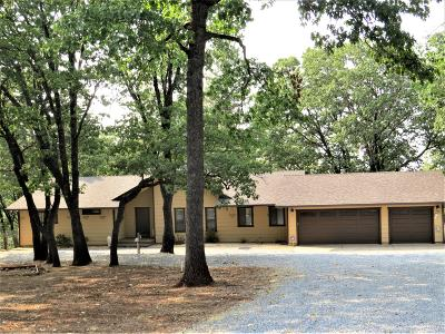 Shingletown Single Family Home For Sale: 29808 Rieckes Ridge Rd