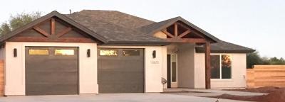 Redding Single Family Home For Sale: 22800 Elk Trail East