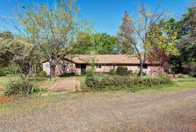 Single Family Home For Sale: 28498 State Highway 44