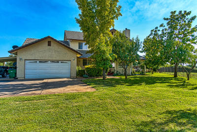 Cottonwood Single Family Home For Sale: 4125 Balls Ferry Rd